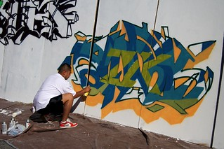 Artopia Graffiti Wall | by lopolis