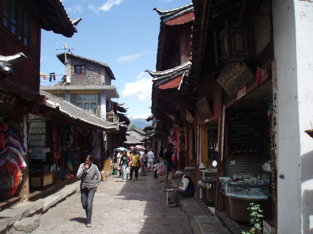 Old Town Li Jiang