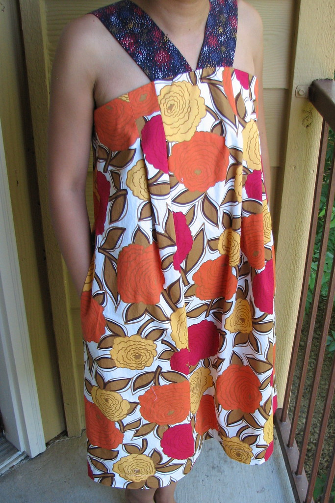 3979d901a1bce McCall 5654: Modern Muumuu | Time for a luau, obviously. Thi… | Flickr