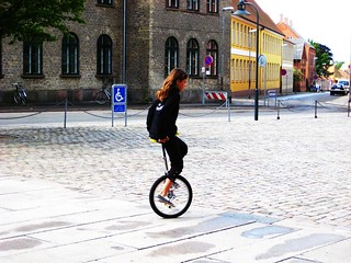 Unicycle | by Mikael Colville-Andersen