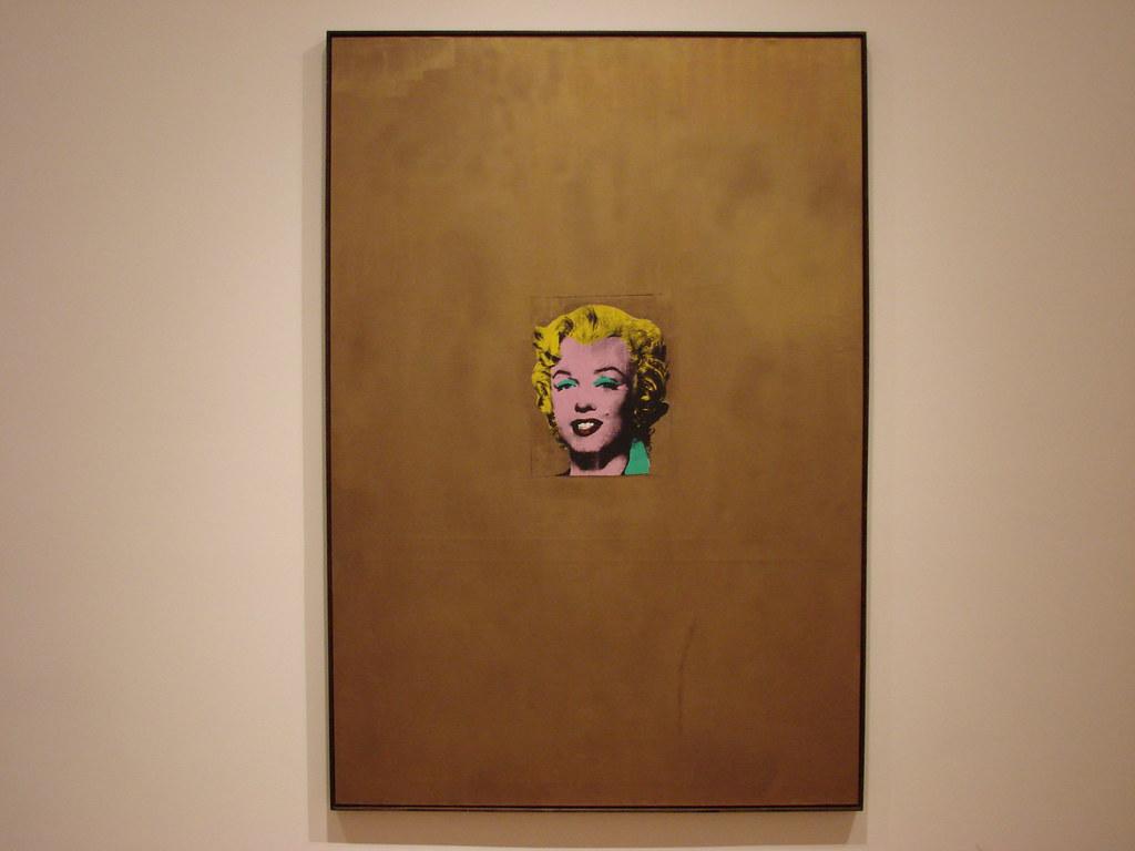2008 05 10 New York 030 Museum Of Modern Art Andy Warhol Flickr