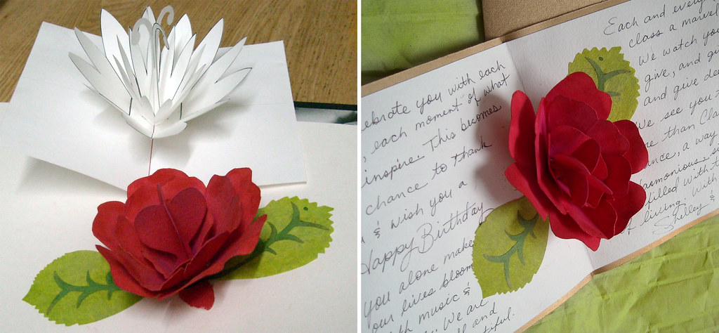pop up paper flower selo l ink co