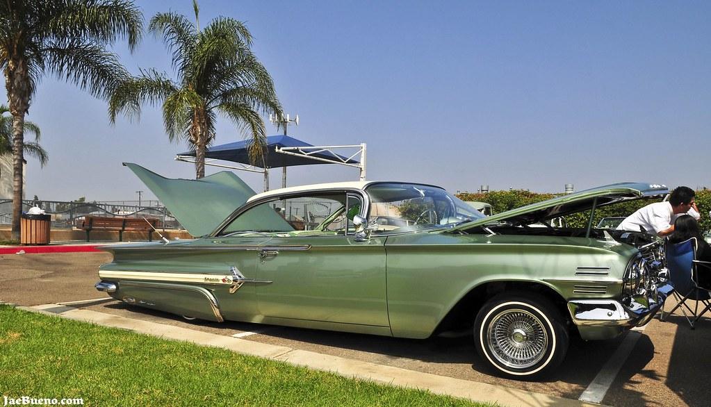 60 Chevy Impala Brown Pride Oc Jae Bueno Flickr