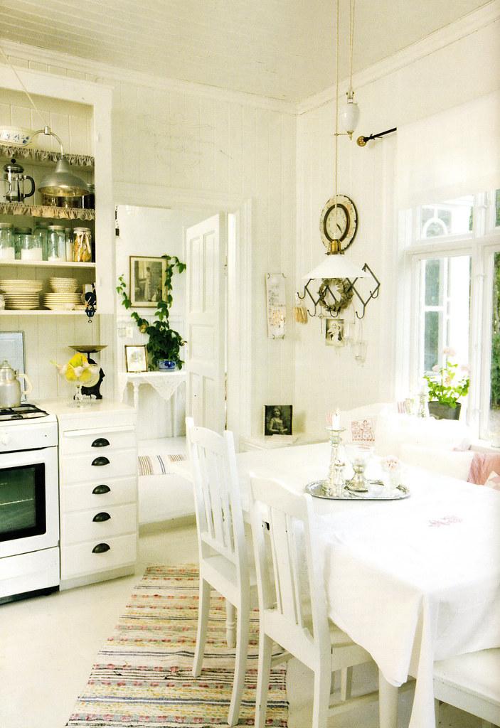 уборка и дизайн интерьера на кухне