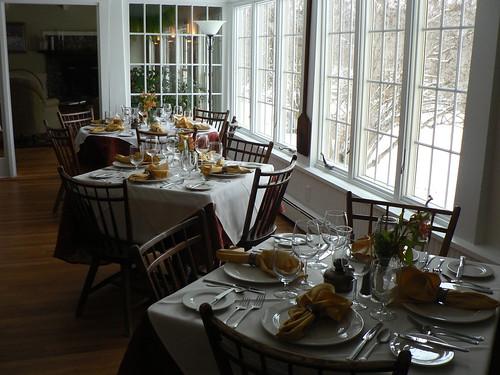 Inn Dining Room Biltmore