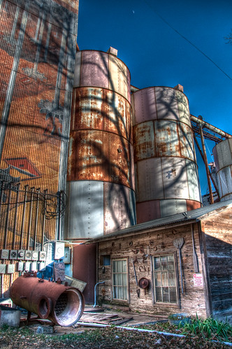 Feed Mill, Johnson City, TX | by DaveWilsonPhotography