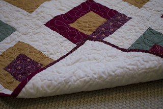 baby quilt for Nathan | by jrcraft