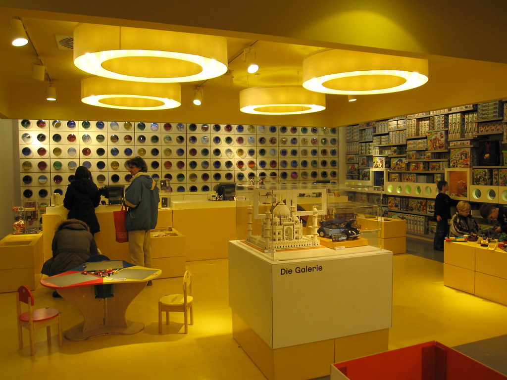 lego store munich germany flickr. Black Bedroom Furniture Sets. Home Design Ideas