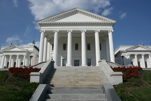 Virginia State Capitol | by absentmindedprof