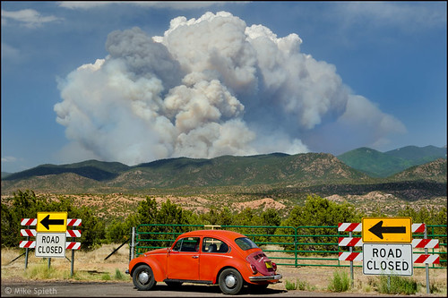 Pacheco Canyon Fire - Day 2 | by Mike Spieth