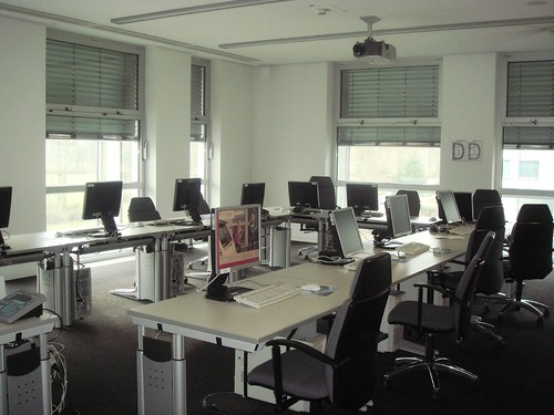 my classroom in bonn | by austinevan