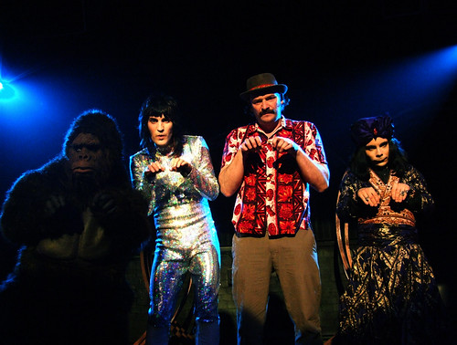 THE MIGHTY BOOSH | by BBCTHREE