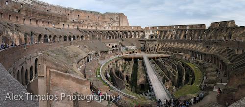 Rome The Colloeseum Ancient Gladiator Arena The Colloseu Flickr