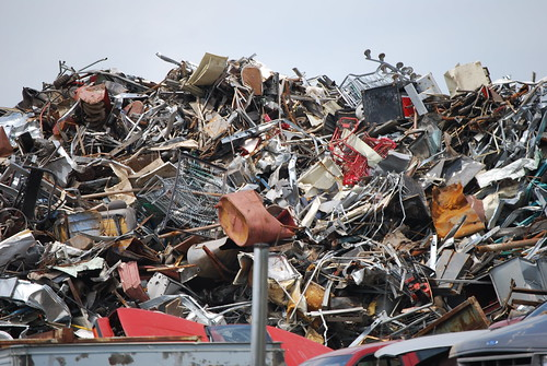 Last Stop: The Scrapyard
