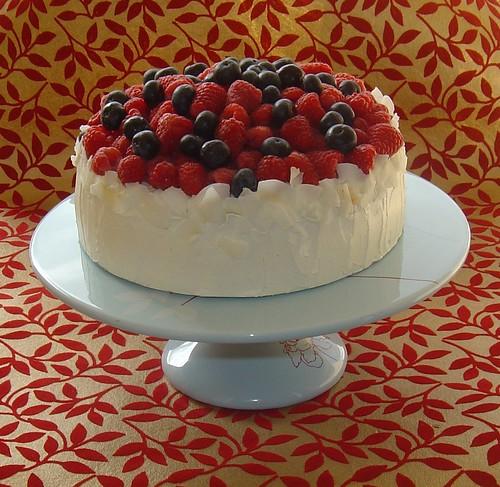 Cake Vanille Cake De Sophie