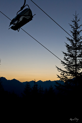 The ski lifts are ready for business | by Raoul Pop
