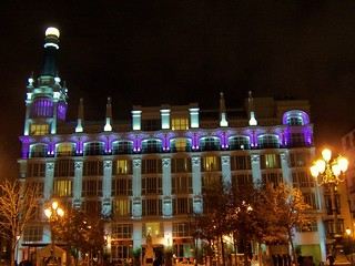 Hotel Plaza Santa Ana -Madrid- | by ferlomu