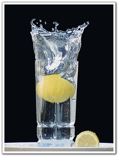 Lemon Splash | by Aamir Yunus