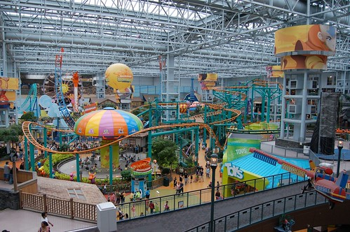 Mall of America | by Rob Weychert