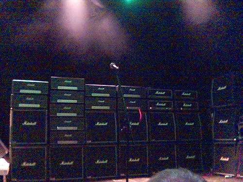Lots of Marshall amps | by jonsson