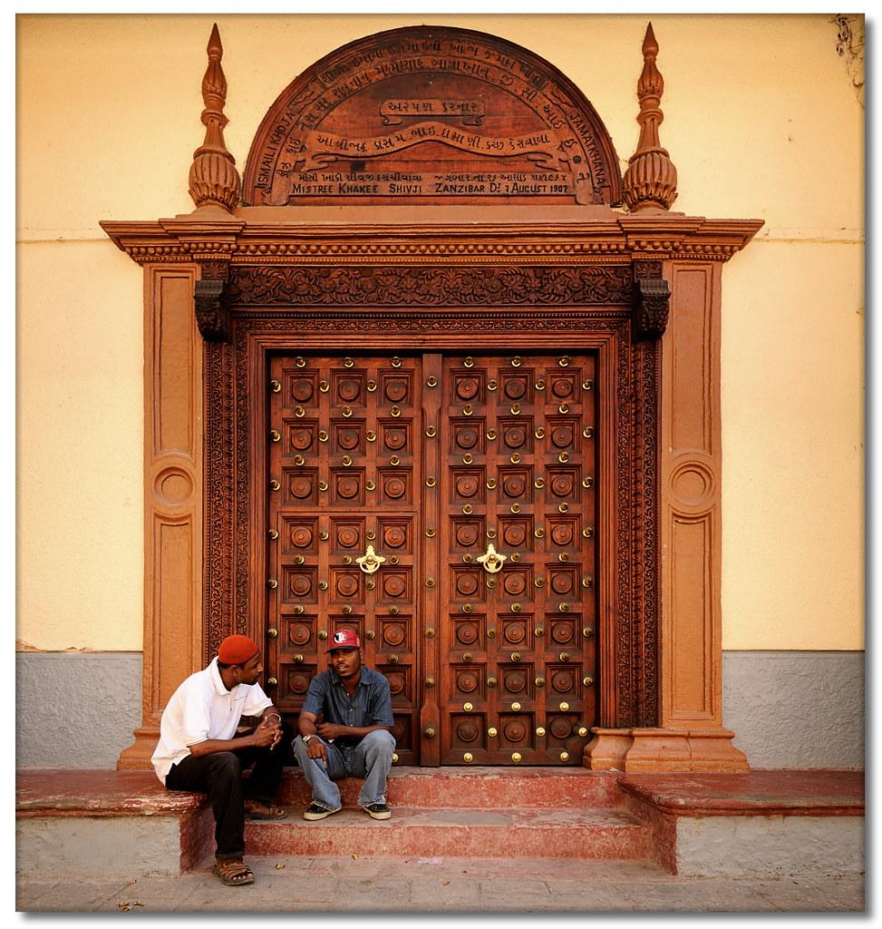 ... Zanzibar Door - Huge (Vertorama) | by Panorama Paul & Zanzibar Door - Huge (Vertorama) | Location: Stone Town Zanu2026 | Flickr pezcame.com