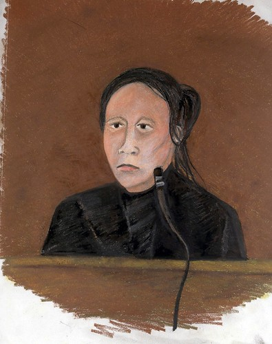 courtroom art | by ronaldstephens