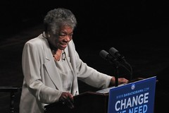 Maya Angelou | by Rusty Darbonne