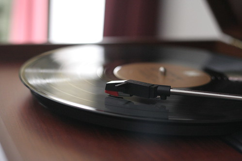 record player | by avern