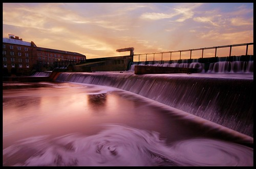 Prattville Mill & Dam. | by BamaWester