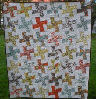 Arcadia Whirlygig | by Erin @ Why Not Sew? Quilts