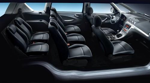Ford S-Max Interior 3   90+10   Flickr