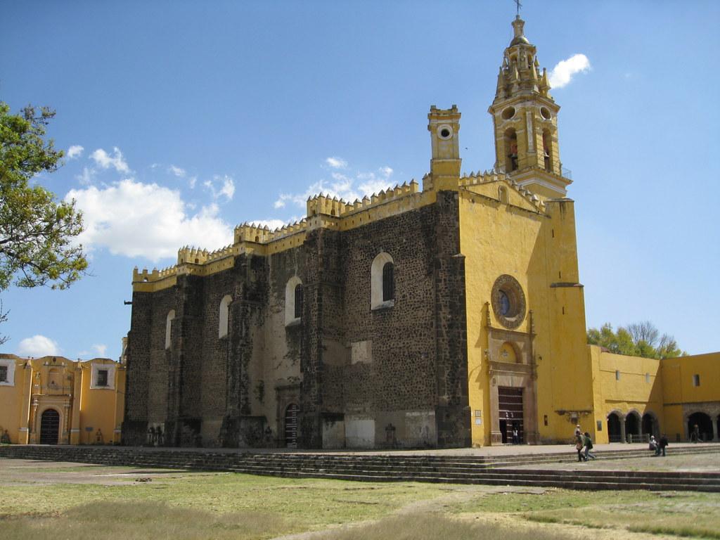 Convento de San Gabriel Arcángel