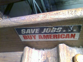 Save Jobs :: Buy American | by Jannie-Jan