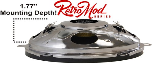 Retrosound N series speaker mounting depth | by RetroSound®