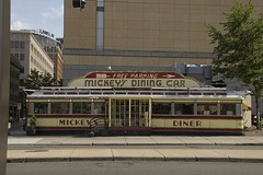 Mickey's Dining Car - St. Paul, MN | by RoadTripMemories