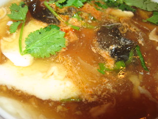 King's Village: Soft tofu with homestyle flavored sauce (close up) | by yummyinthetummyblog