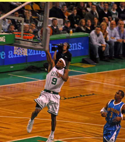 Rondo Dunks | by Eric Kilby