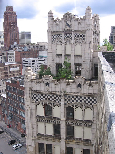 Metropolitan Building, Detroit | by katherine of chicago
