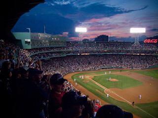 Dusk @ Fenway | by jetrotz