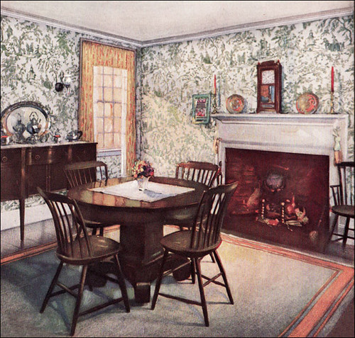 Dining Room Manufacturers: 1926 Traditional Dining Room