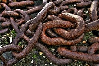 Chain Links | by Andrew E. Larsen