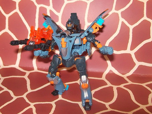 Skyhammer & Airlift Mini-Con  Power Core Combiners Decepticon Transformers  -  026 | by Rodimuspower