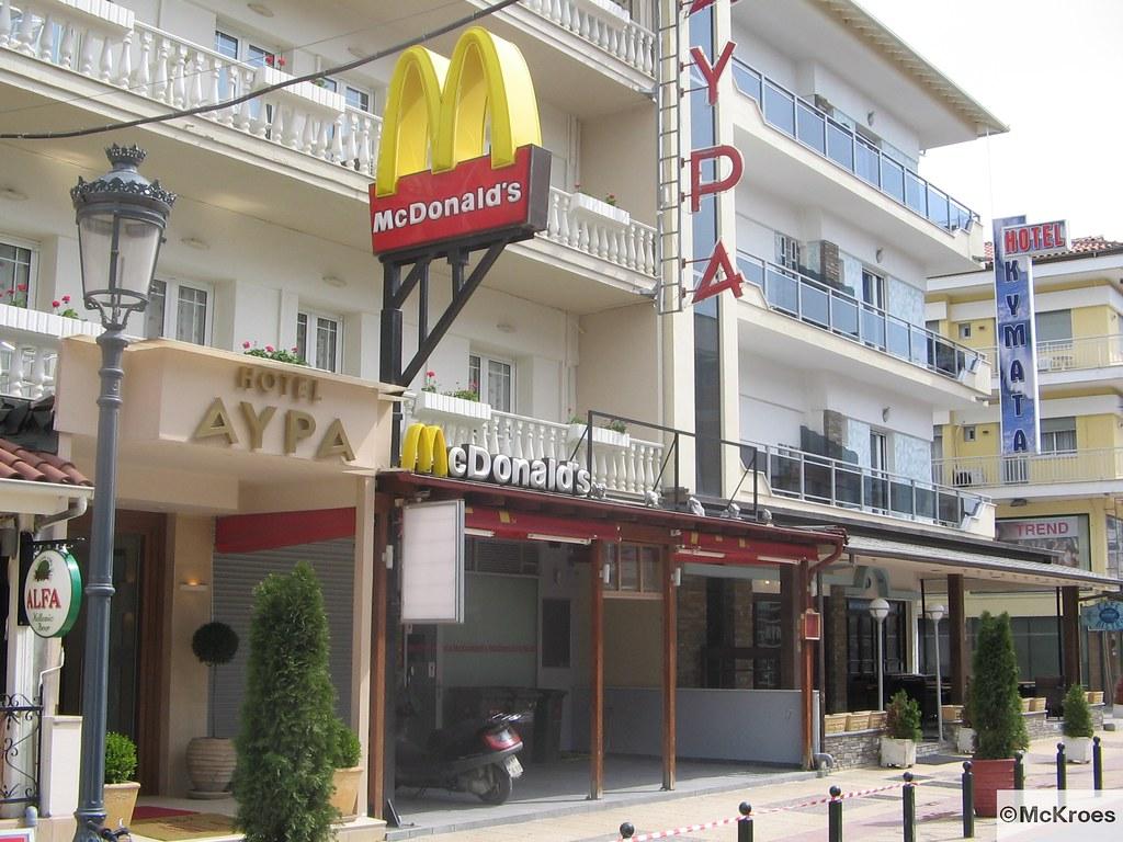mcdonalds térkép McDonald's Paralia Katerinis Agios Nikolaou 7 (Greece) Has… | Flickr mcdonalds térkép
