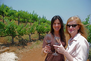 Barnett Vineyards - Jacquelyn and Carol | by stevegarfield