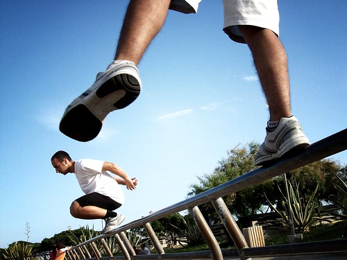 Parkour | by circospetto!