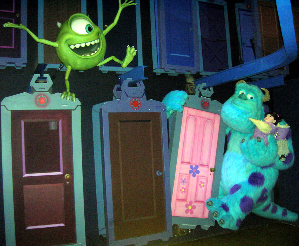 Uncategorized Sulley Mike And Boo mike sulley and boo from monsters inc to flickr disneyphilip by disneyphilip