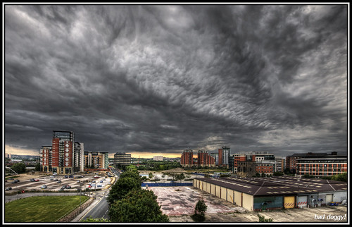 Leeds From My Lady's Flat | by bad_doggy!