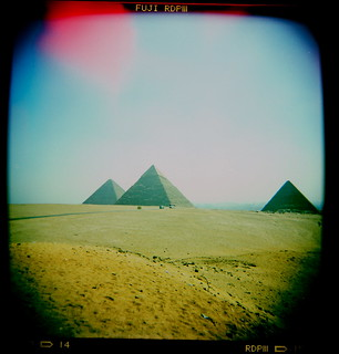 The 3 pyramids at Giza | by Orlag by Janni