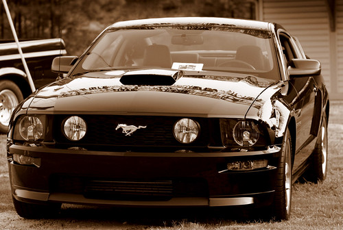 2008 Mustang GT(California Special) | by † B.H.B. PHOTOGRAPHY †