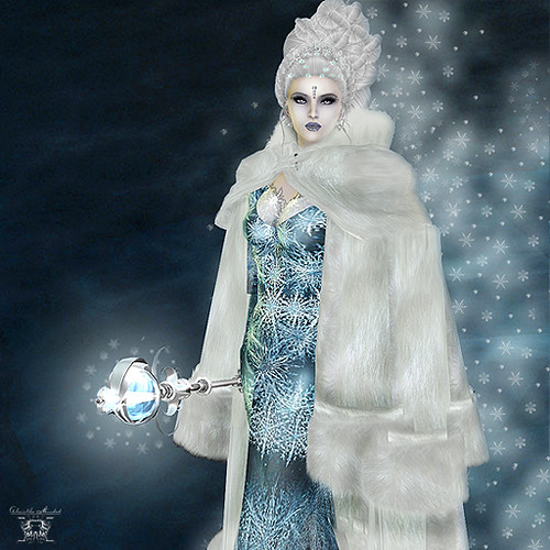 Citaten Winter Queen : The snow queen quot once a year she rises for one season